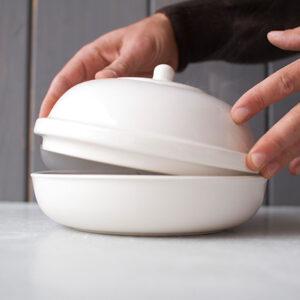 Smoker Dish